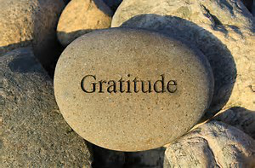 A Return to Gratitude