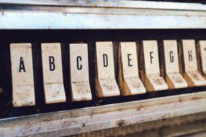 An Alphabet of Life's Treasures